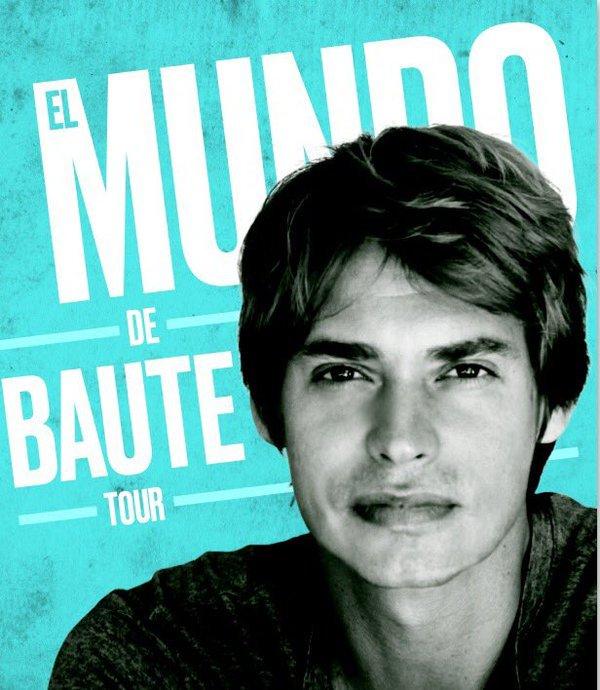 Portfolio Rampa Huesca Carlos Baute Gira El Mundo de Baute