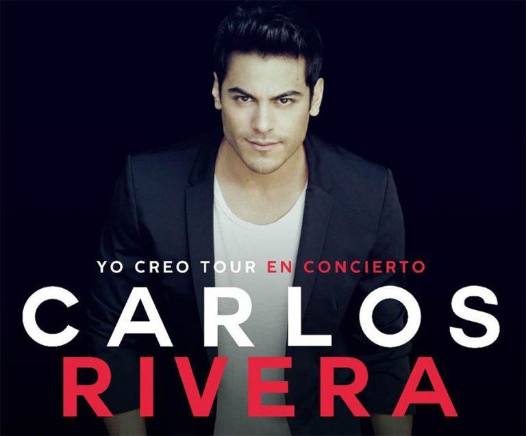 Portfolio Rampa Huesca Carlos Rivera Yo Creo Tour