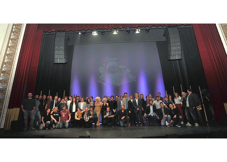Gala XVIII Premios Musica Aragonesa