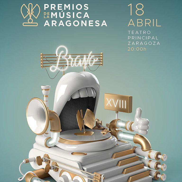 Portfolio Rampa Huesca Premios Música Aragonesa 2017