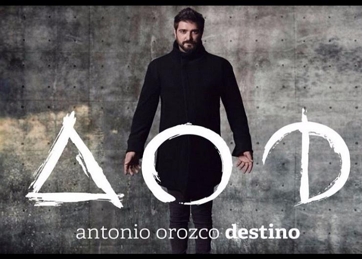 Antonio Orozco Destino Sevilla Rampa Huesca