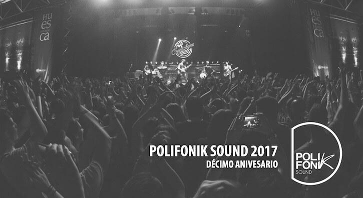Polifonik Sound 2017 Rampa Huesca