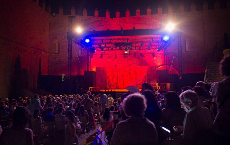 Portfolio Rampa Huesca Festival Teatro Peñiscola