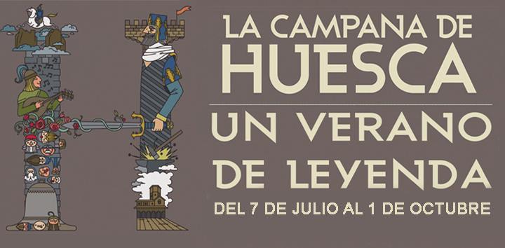 Portfolio Rampa Huesca Video Mapping La Campana de Huesca